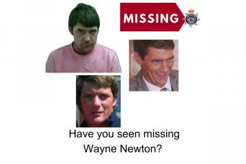 Police ask for public's help to find missing Middlesbrough man, Wayne Newton