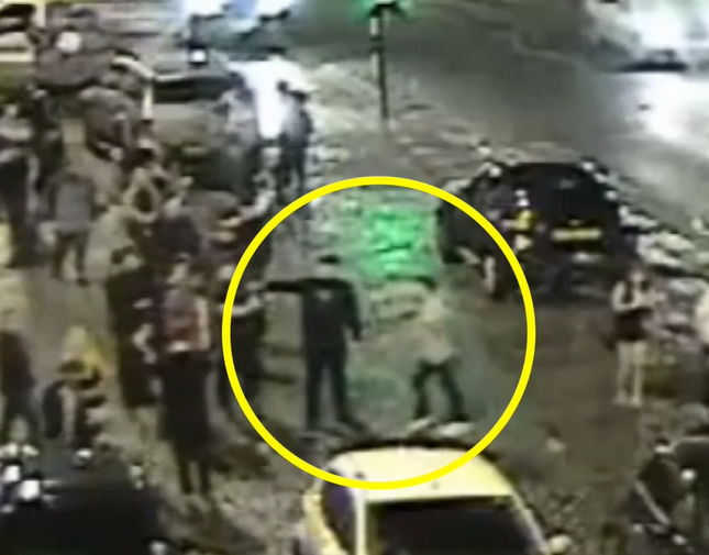 CCTV footage of Luke Jobson being surrounded by a 'pack of wolves' on the night he died