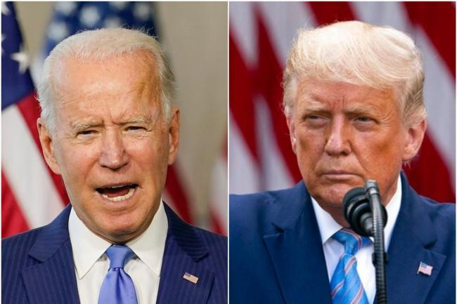 US Election 2020: Trump vs Biden - who do you think will win?