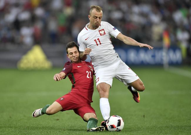 Neil Warnock is interested in West Brom's Polish winger Kamil Grosicki
