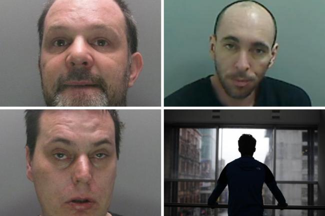 A NHS laptop thief, a cruel burglar and sex offender all faced justice at Teesside Crown Court