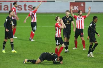 Sunderland suffer embarrassing home defeat to MK Dons