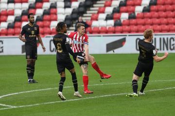 Match Ratings: Sunderland 1 MK Dons 2