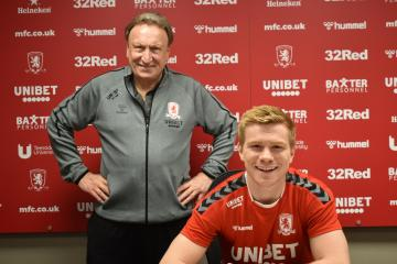 Duncan Watmore gets a chance to make up for lost time at Middlesbrough