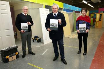 Training courses enhance work to preserve Seaham's heritage