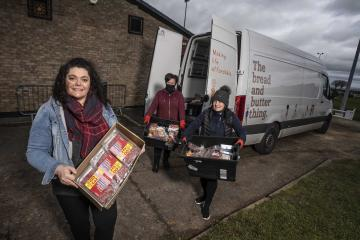 The Bread and Butter Thing charity opens new hub in Peterlee