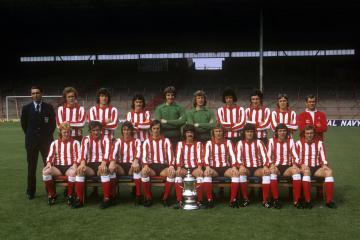 Freedom of City for Sunderland's 1973 FA Cup winners