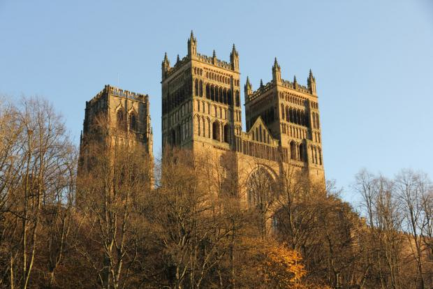 The Northern Echo: Durham Cathedral