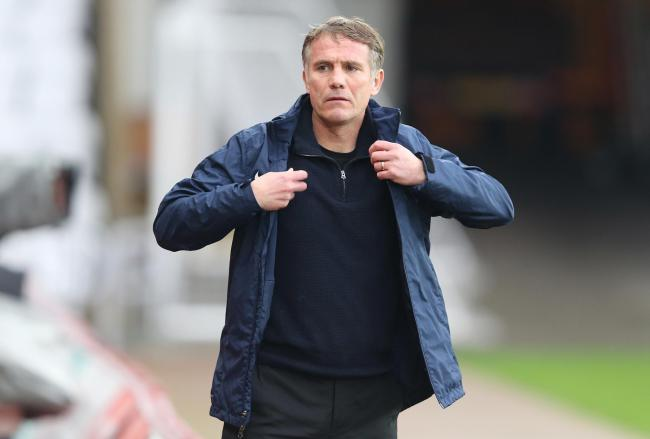 Phil Parkinson insists he is not worried about his position as manager in the event of a takeover going through at Sunderland