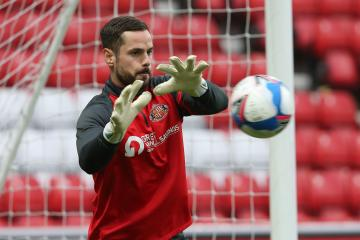 Sunderland's goalkeepers in a three-way battle for a starting spot