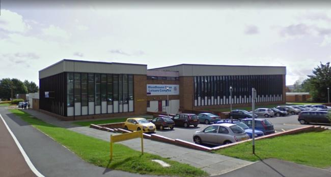 Bishop Auckland's leisure centre which will be rebuilt and modernised