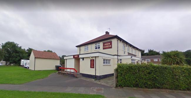 The Iron Horse pub in Newton Aycliffe. Picture: GOOGLE