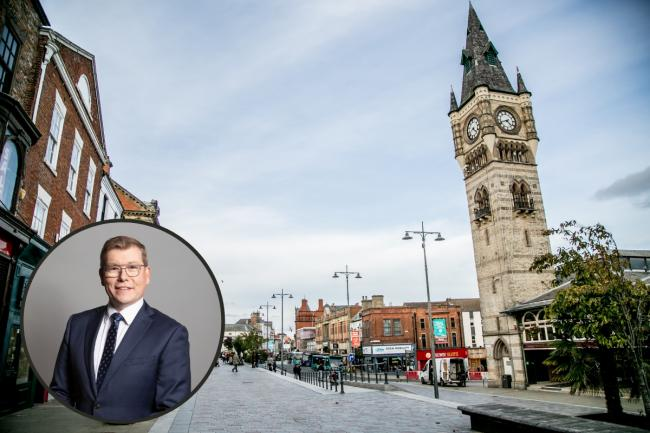Covid-19:  'There's more to do' says Darlington MP as town set to enter Tier 3
