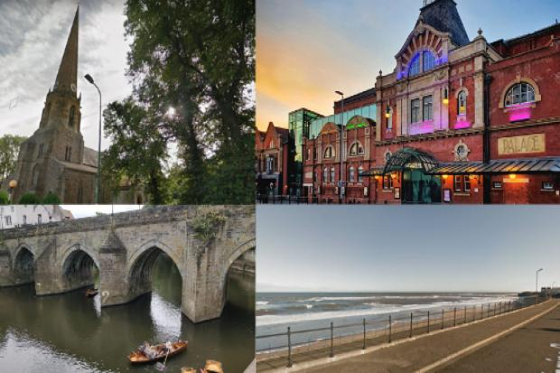 County Durham's five most desirable towns to live in