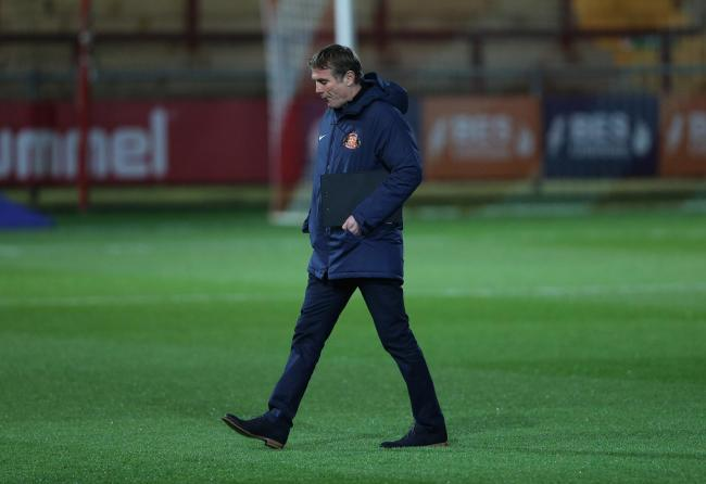 Sunderland have dismissed manager Phil Parkinson