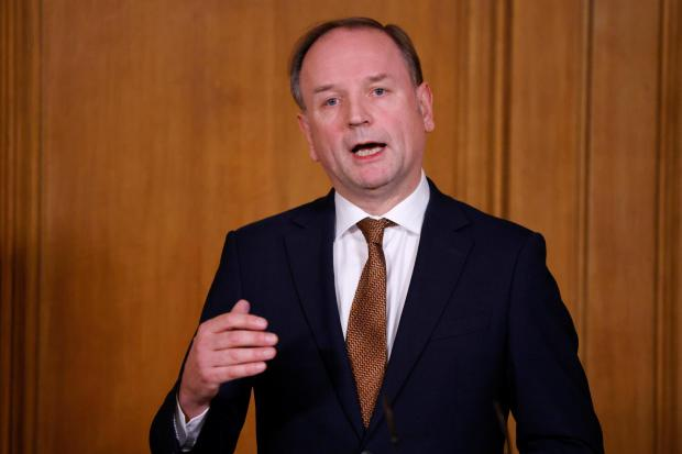 The Northern Echo: NHS Chief Executive, Sir Simon Stevens