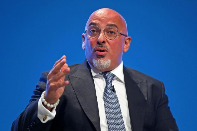 File photo dated 30/9/2019 of Nadhim Zahawi who has been appointed as a health minister responsible for the deployment of the coronavirus vaccine, Downing Street has announced. PA Photo. Issue date: Saturday November 28, 2020. See PA story HEALTH Coronavi