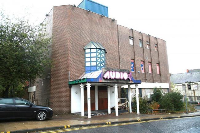 The former Audio nightclub in Darlington could be demolished