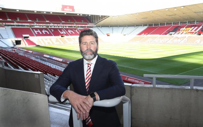 Jim Rodwell has left his position as Sunderland's chief executive