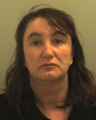 'SHAMEFUL' ABUSER: Angela Sullivan