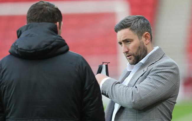 Sunderland head coach Lee Johnson is happy with Kyril Louis-Dreyfus' proposed takeover at the Stadium of Light