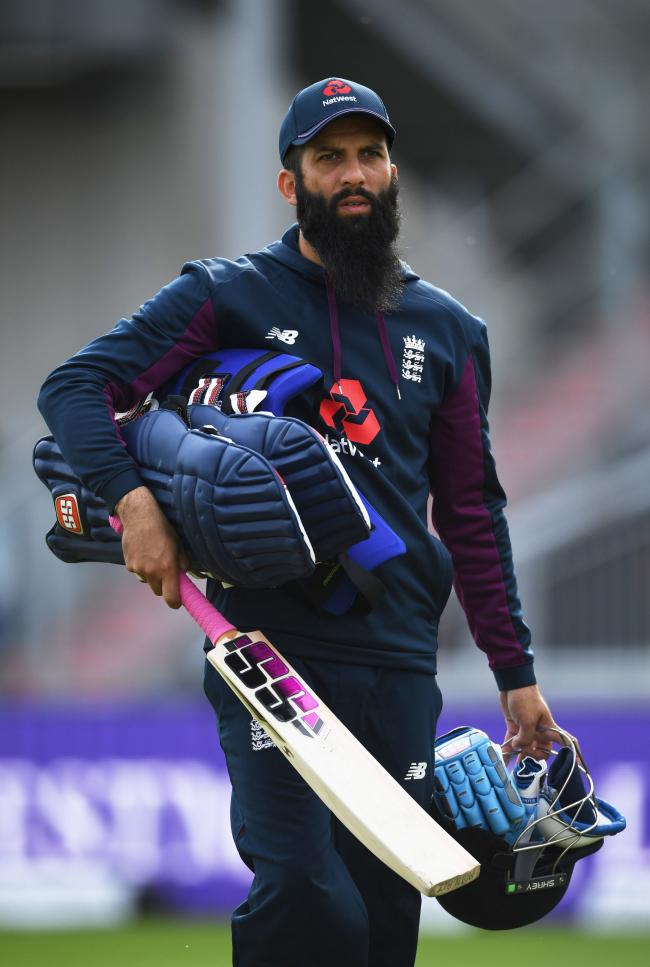 Spin bowler Moeen Ali is leaving England's tour of India