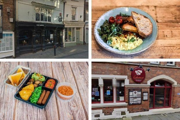 Five of the best vegan-friendly restaurants in County Durham.