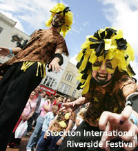 Stockton International Riverside Festival