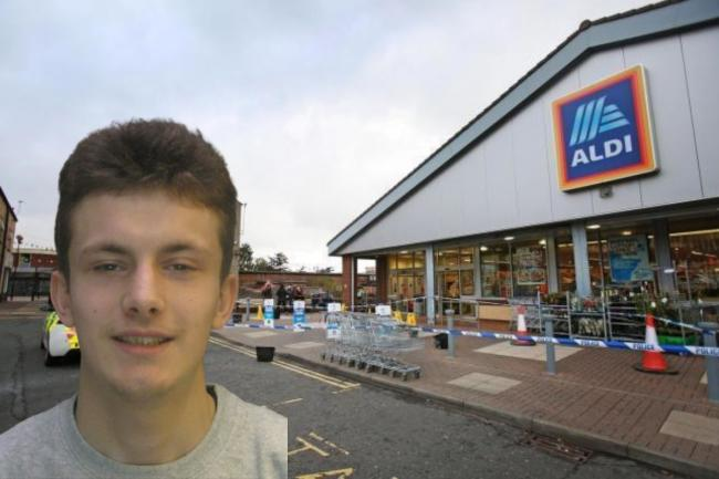 Dalton James Angus starting 46-month sentence for making knife threats to staff at Aldi in Spennymoor