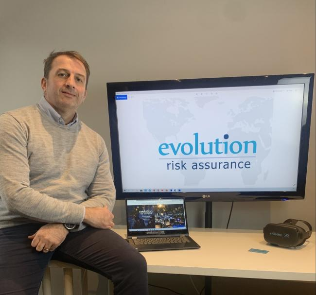 Alan Harrison appointed as new operations director in latest expansion of Hartlepool-based Evolution Risk Assurance