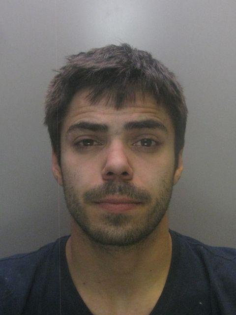 Carl Robinson given 15-month prison sentece for burglary and attempting to pervert the course of justice