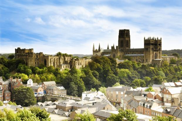 The Northern Echo: Durham City's Skyline