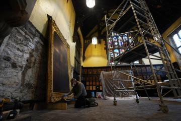 Durham Town Hall staying closed for restoration work