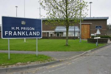 Sexual predator at Frankland died after staff found him wandering the wing