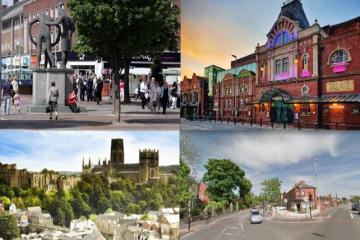 The top 5 most expensive places to live in County Durham and Tees Valley