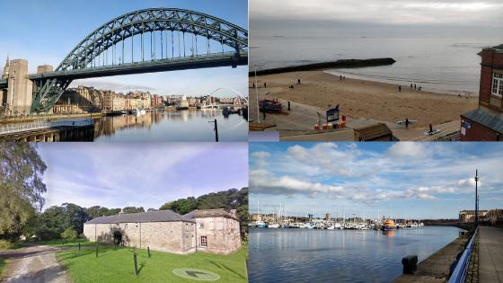 The Top 5 most expensive places to live in Tyne and Wear