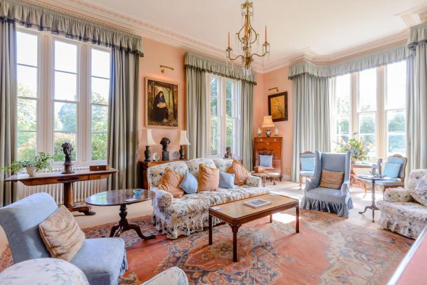The Northern Echo: Drawing room. Picture: Strutt and Parker