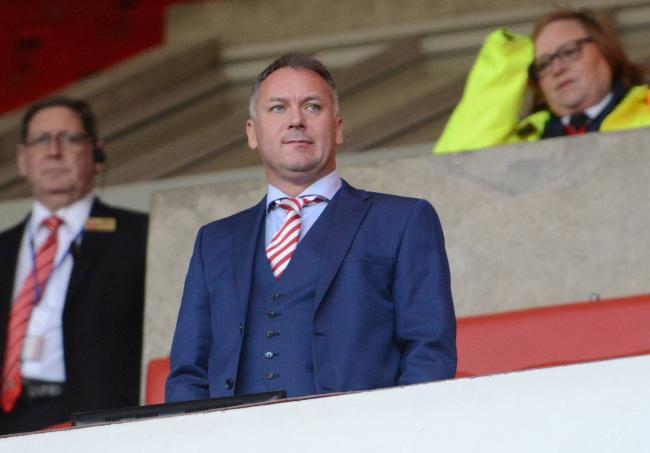 Stewart Donald is passing majority control of Sunderland to Kyril Louis-Dreyfus