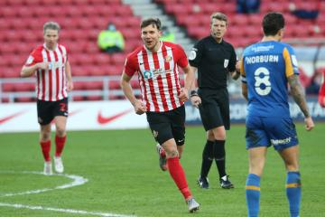 Celtic increasingly confident of signing Sunderland's Charlie Wyke