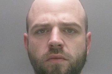 Cash machine thug knocked victim's teeth out and stole his £200 in benefits