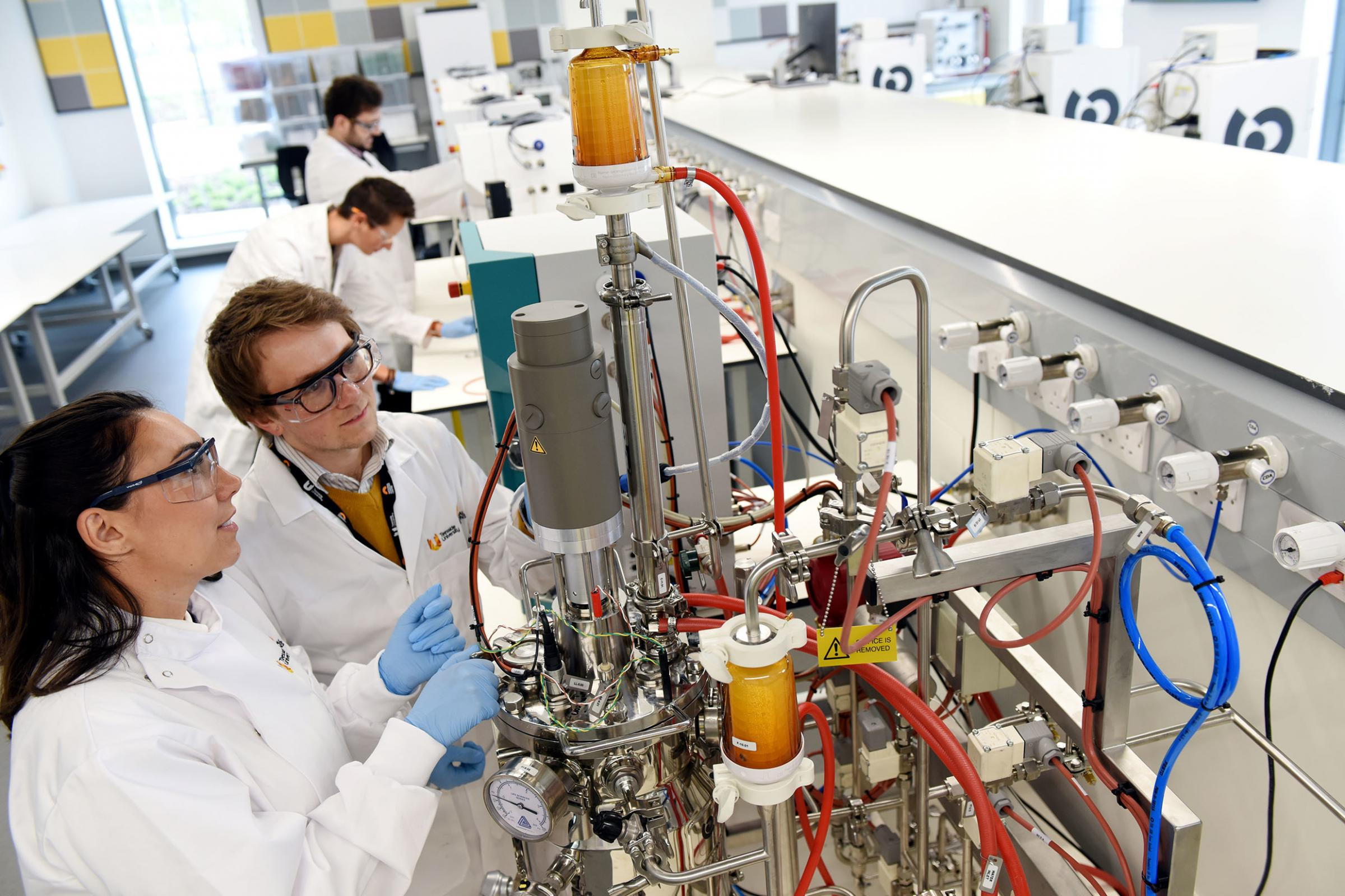 Experts back Darlington centre's drive to become UK leader in bioscience innovation