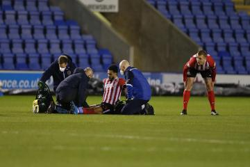 Sunderland defender Jordan Willis out for up to a year with knee injury