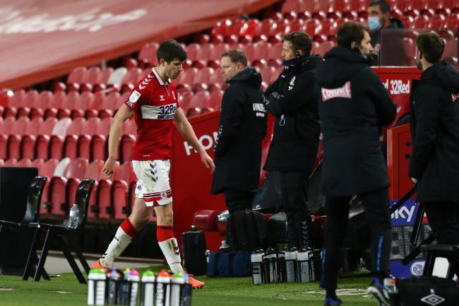 Paddy McNair was sent off in the closing stages of Middlesbrough's 2-1 win over Huddersfield Town last night for a foul on Juninho Bacuna - however Boro will appeal the dismissal