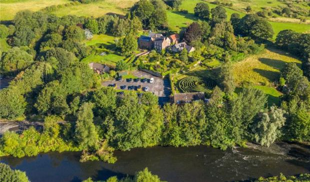 The Northern Echo: A bird's eye picture of the full site. Picture: Savills