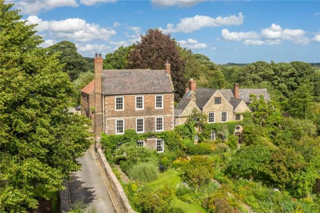 Crook Hall, the Durham manor house with medieval hall, on sale for £4m