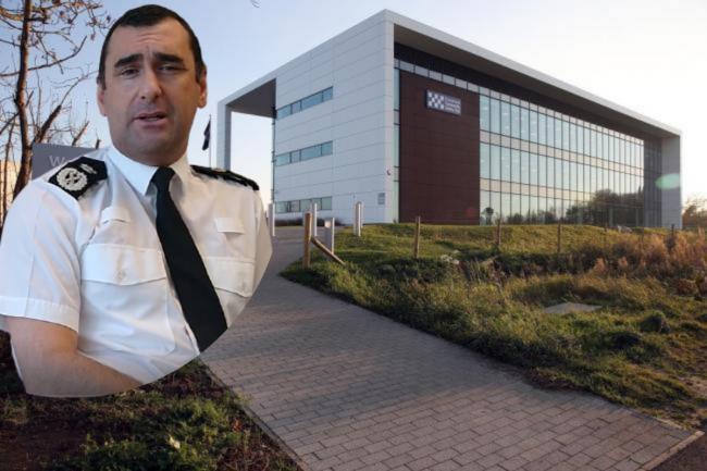 Chief Constable Richard Lewis welcomes the findings of the latest HMICFRS report