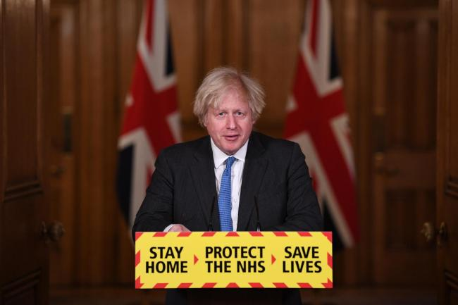 Boris Johnson has said he will prioritise the reopening of schools and safely reuniting loved ones in his road map out of lockdown
