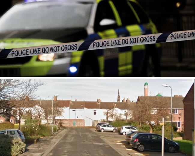 Police were called to an address on Eleanor Place in Stockton at 8.10pm on Friday, February 19, following reports that a man in his 20s had sustained serious life threatening injuries