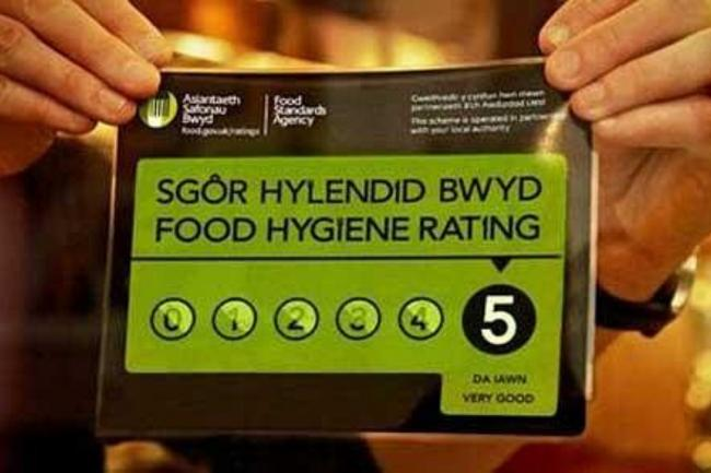 Every pub, restaurant, cafe and takeaway in County Durham given a 5 hygiene rating