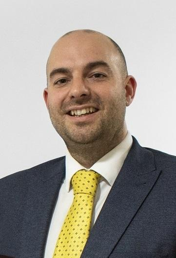 •	Darren Ditchburn is Chief Customer Officer for Darlington Building Society